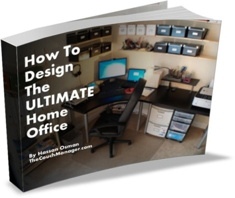 14 tips for designing a highly productive home office gtd for Ultimate office design