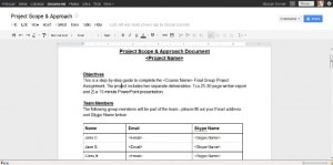 How to Manage a Small Virtual Project Using Free Online Tools (Includes Templates)