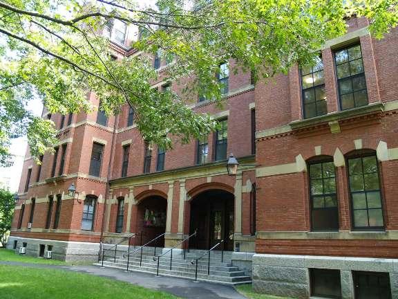 Harvard Dorm Names Q=harvard College Dorm
