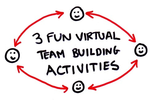 3 Virtual Team Building Activities
