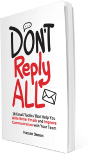 "What People are Saying about ""Don't Reply All"""